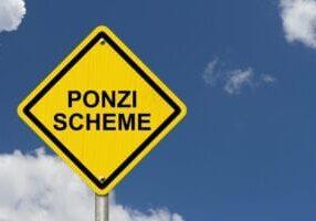 Ponzi Scheme - Shutterstock