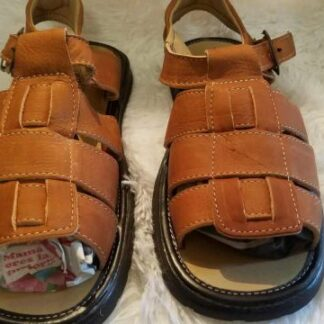 Artisans Leather Mexican Sandal