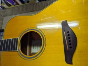 Yamaha TransAcoustic, Acoustic/Electric with built-in effects requiring no amp! $549
