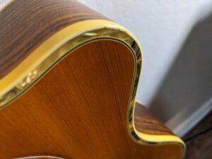 Samick Artist Series rare Korean mid 90s custom built. See this at Guitar Pickers in Scottsdale. $900
