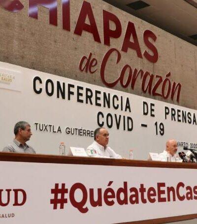 Covid en Chiapas