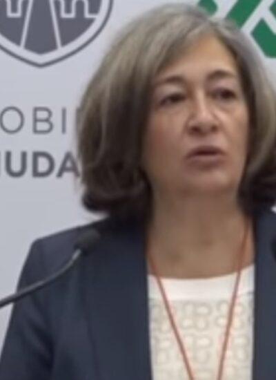 Florencia Serranía.