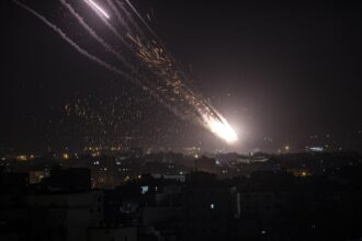 bombardeos israelíes contra Gaza