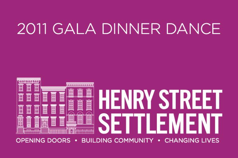 Henry Street Settlement Spring Dinner Dance