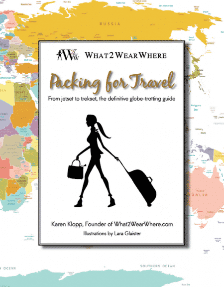 What2WearWhere Packing for Travel