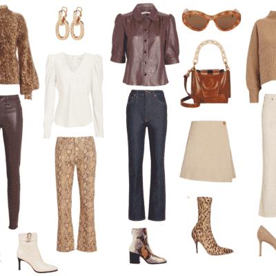 Hilary Dick picks the most stylish fall wardrobe