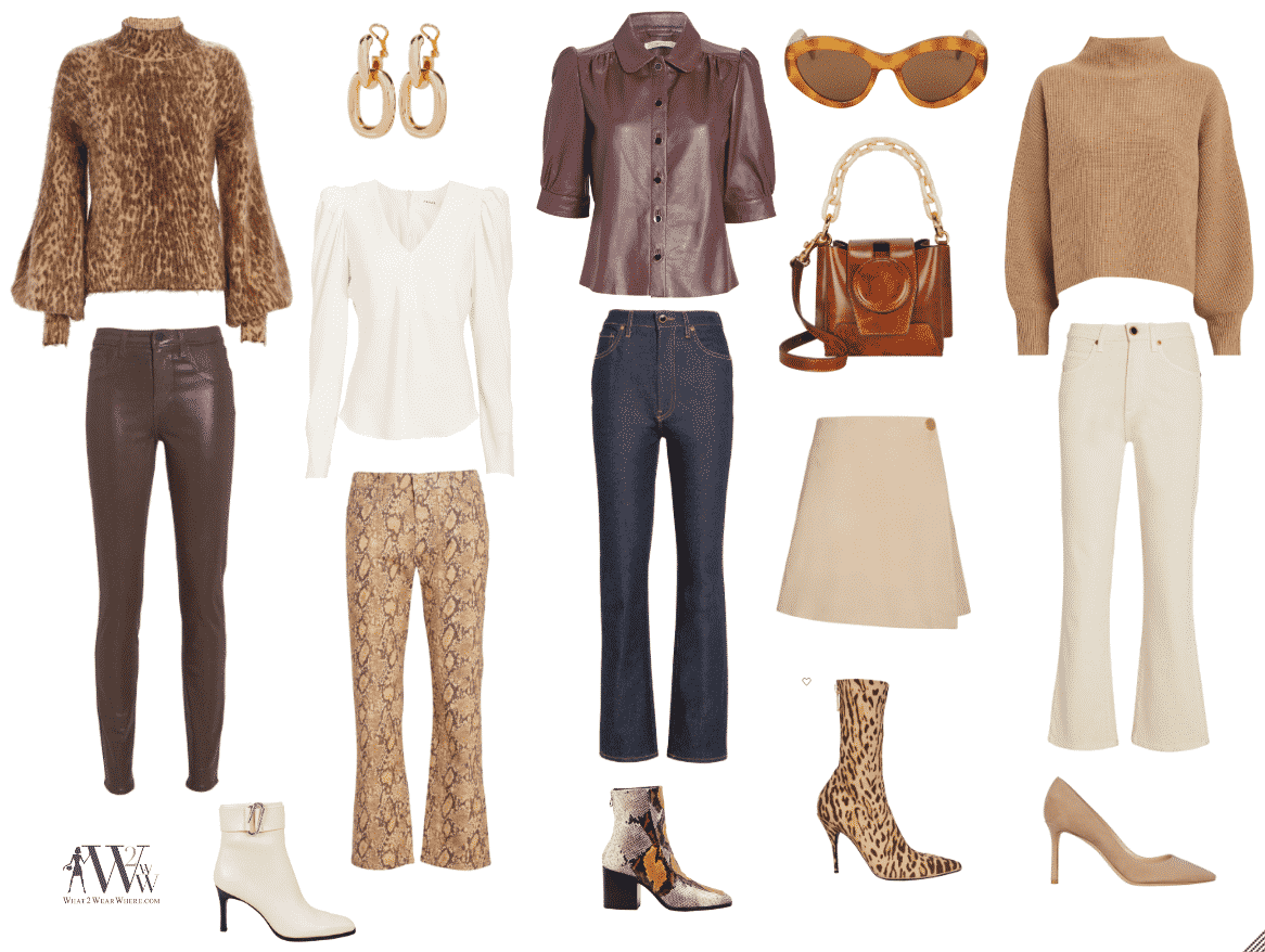 Hilary's Chicest Choices