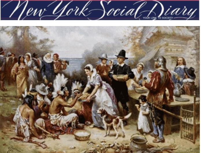 NYSD Thanksgiving Dinner