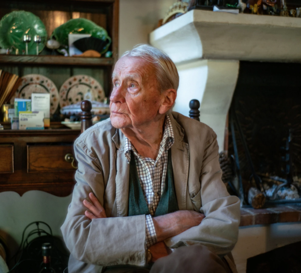 The New York Times.  Christopher Tolkien obituary