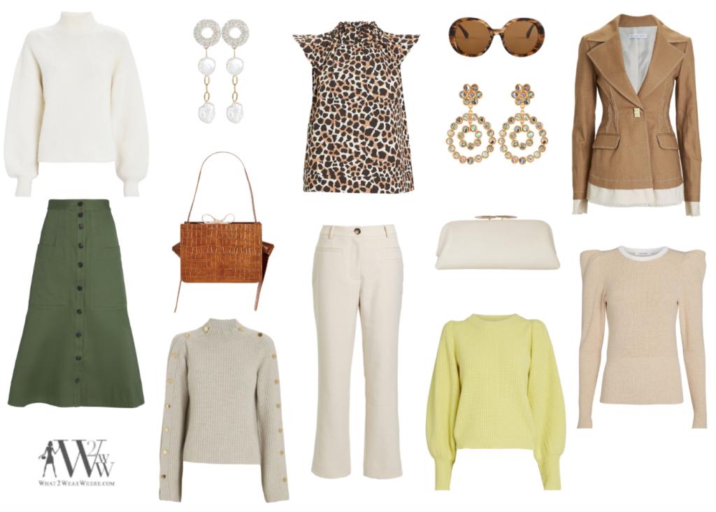 What to wear winter wardrobe picks by Hilary Dick
