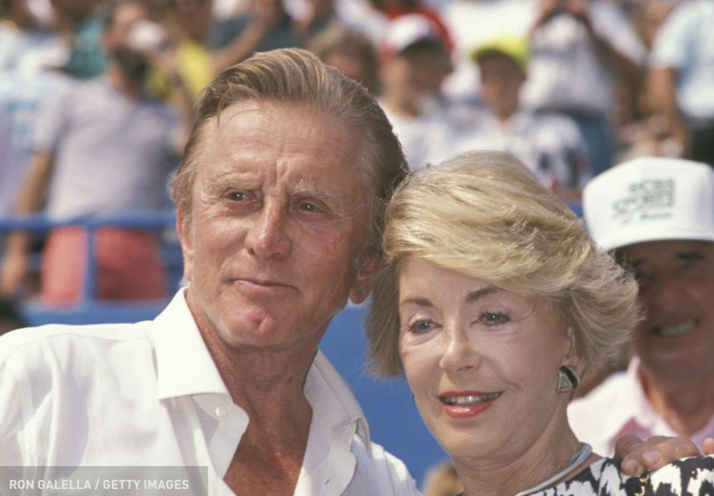 Weekly fave 5 Town & Country , Kirk Douglas the american film's star life in pictures.