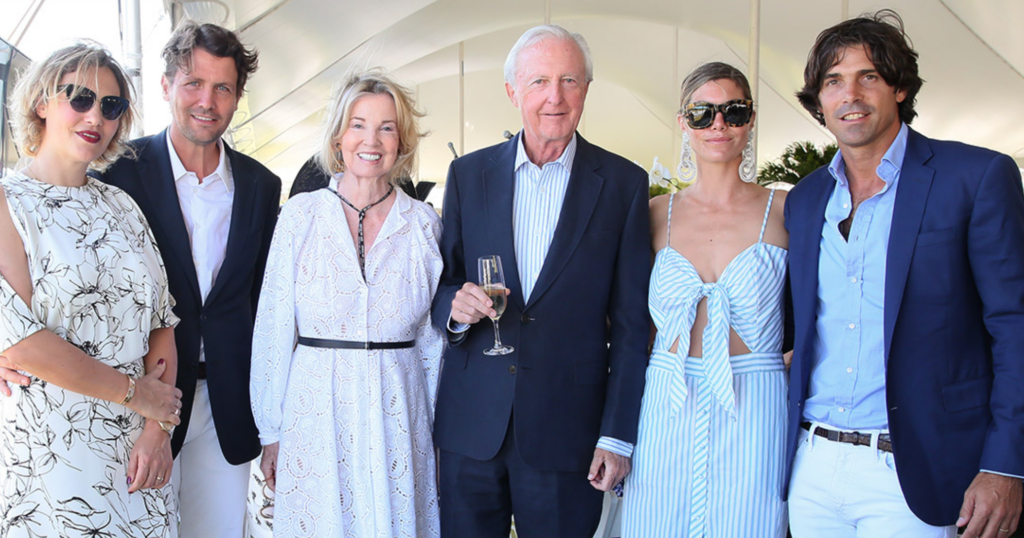 The Westins and Nacho Figueras, delfina blaquier. Windsor Polo Cup  What to wear Windsor Charity Polo Cup