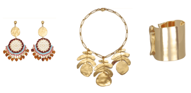 Karen Klopp  Mothers Day top picks and  fashion advice. Sequin Jewelry
