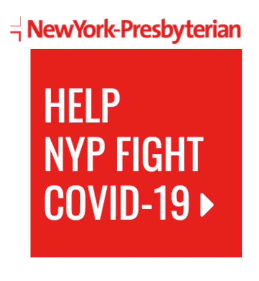 Donate to New York Presbyterian Covid 19 Fund