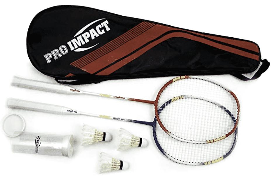 Karen Klopp, Best outdoor activities and toys.  Badminton.