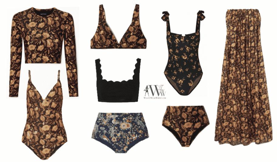 Karen Klopp picks the best swimwear for Summer 2020.