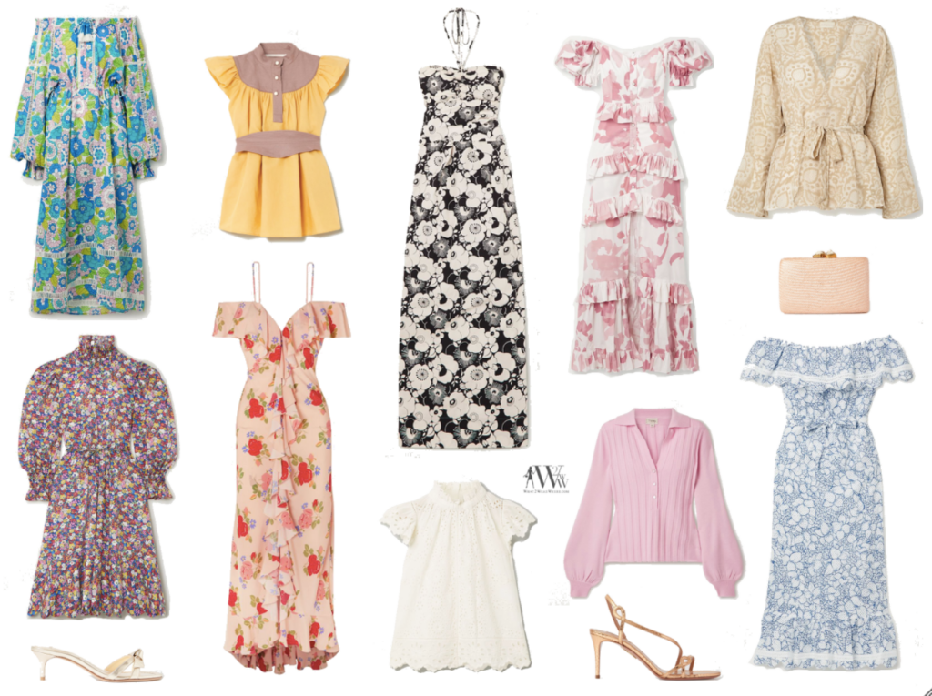 Hilary Dick's fashion advice from the Net a Porter summer sale.