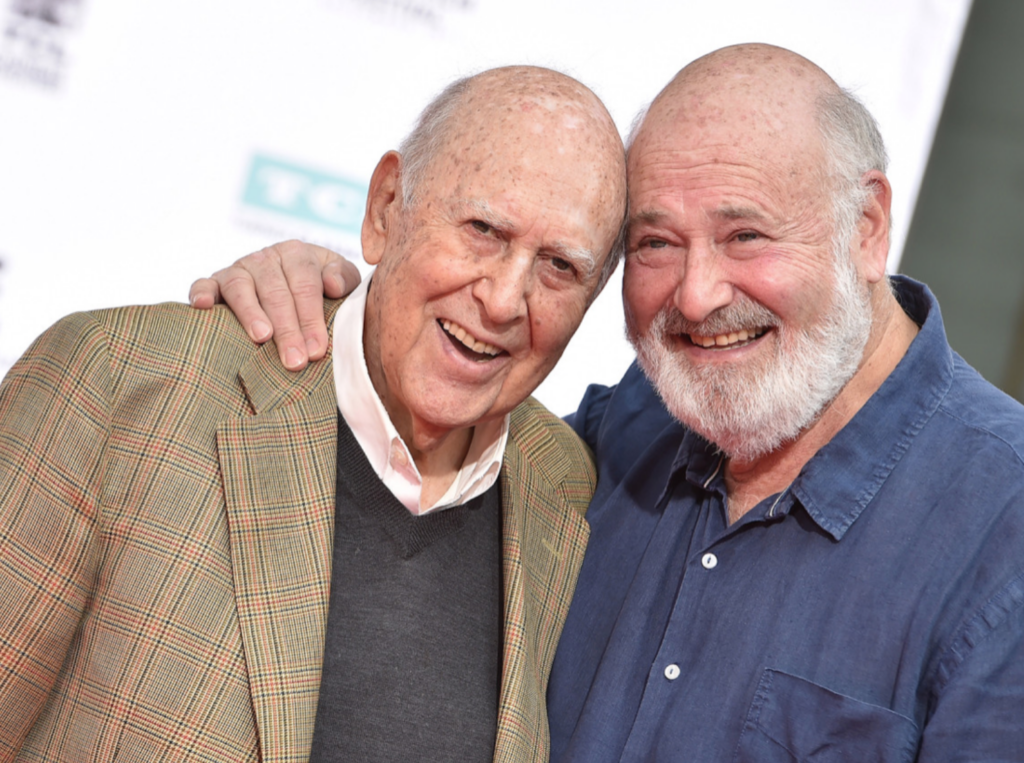 These are the articles that have caught our attention this week.  The new york post, Carl Reiner TV Comedy Legend dead at 98