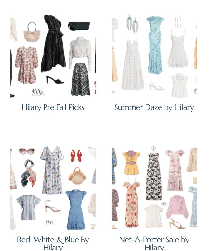 Hilary Dick Fashion Advice