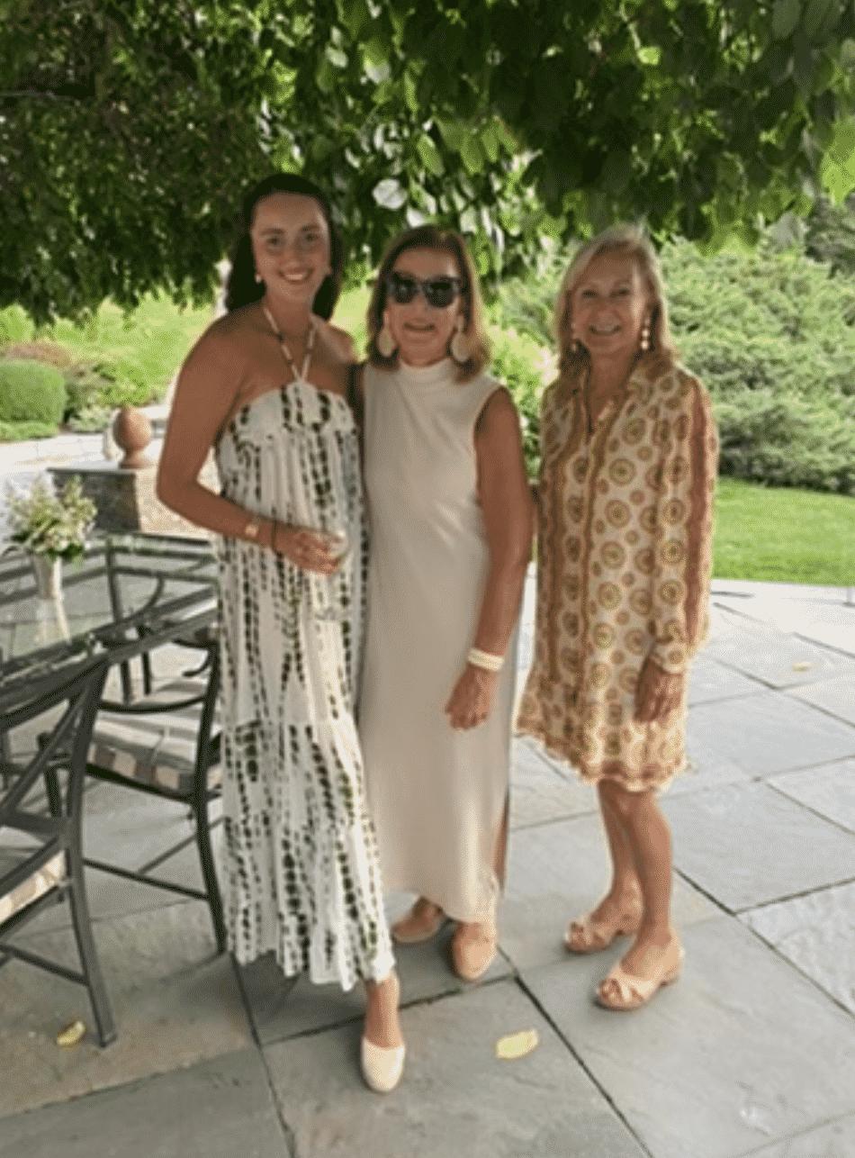 Lily Darwin, Rebecca Darwin, Karen Klopp