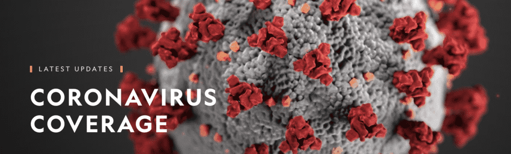 These are the articles that have caught our attention this week.  National Geographic Coronavirus coverage.