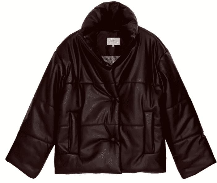 Karen Klopp fashion advice best Black Leather Jackets.
