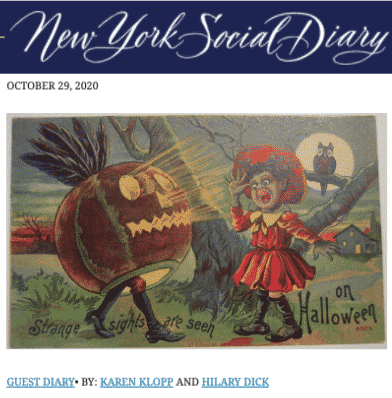 NYSD What to Wear when Halloweening