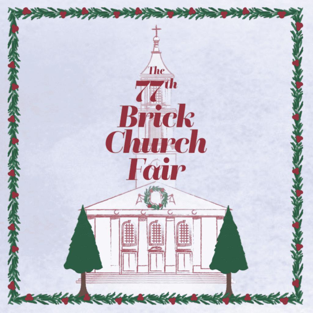 Shop Brick Church Holiday Fair
