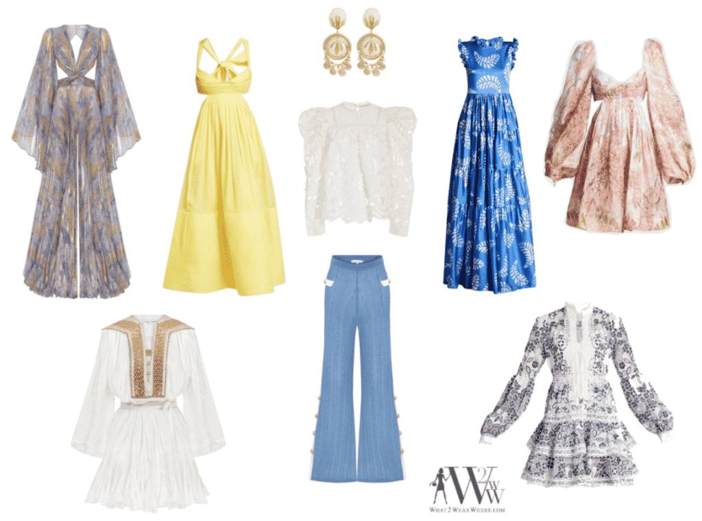 Hilary Dick picks the most stylish fashion from New York Fashion Week