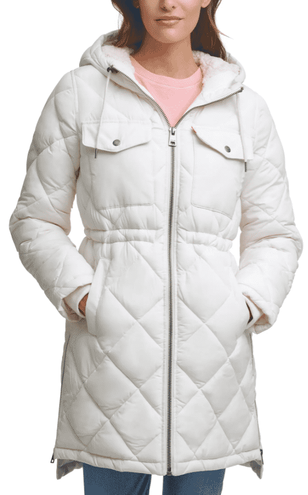 Karen Klopp best Puffer Coats Under $300