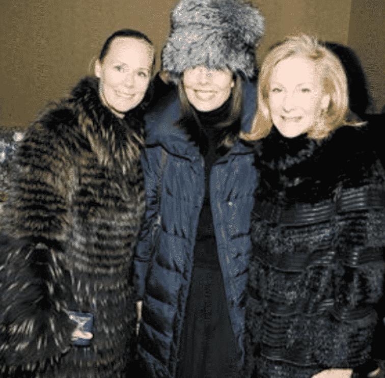 Hilary Dick, Pam Taylor, Karen Klopp