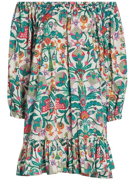 Karen Klopp fashion advice, top choices  for a spring dresses.
