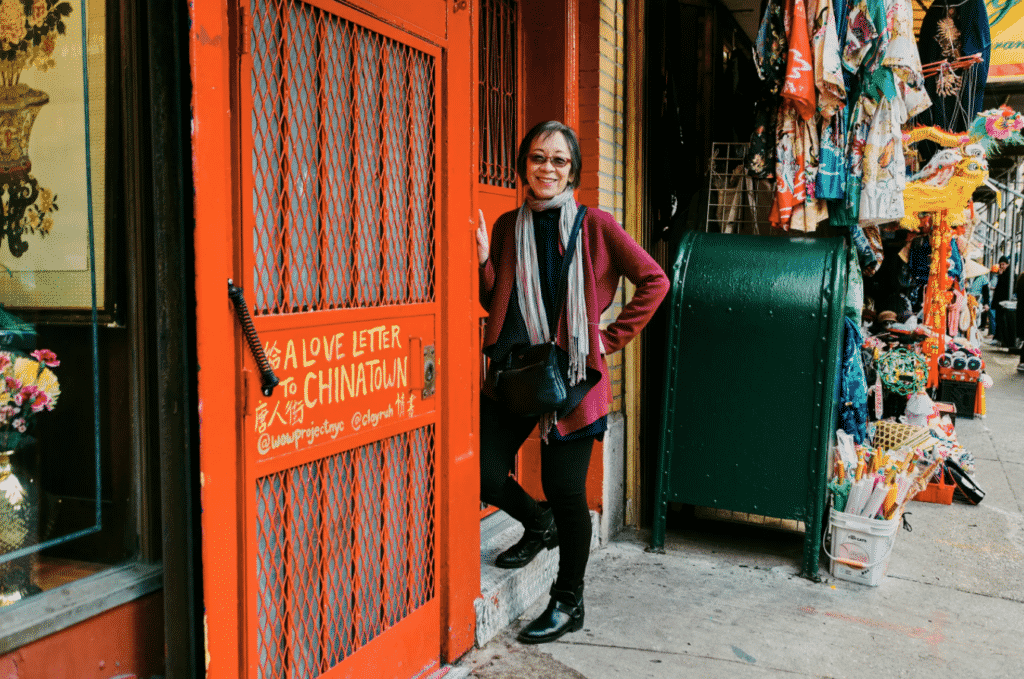 What2wearwhere Karen klopp Weekly Fave 5, Vogue Grace young is on a mission to save america's historic chinatowns.