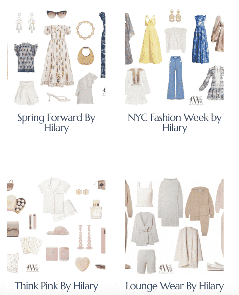 Hilary Dick, Fashion Editor What2WearWhere picks her best fashion for Spring 2021