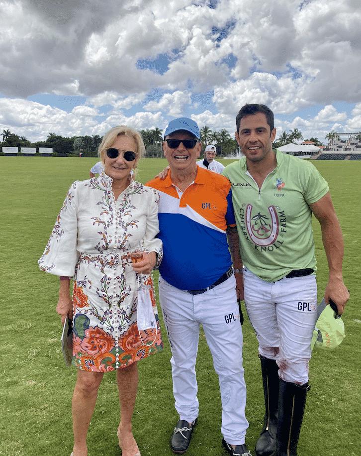 Gay Polo League, Karen Klopp, Chip McKenney