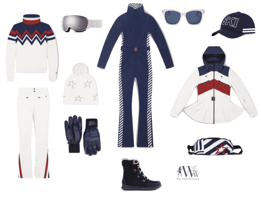 Hilary What to wear apres ski? End you ski  summer skiing in style? With Perfect Moment