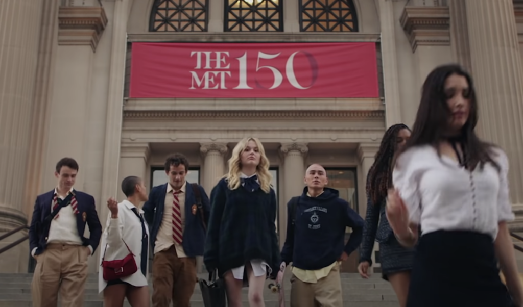 Karen Klopp and Hilary Dick picks the best articles in fashion and lifestyle this week , you tube official trailer for gossip girl.