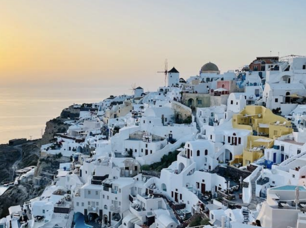 How to pack for Greece, Santorini, Milos & Spetses, Karen Klopp, Packing for Travel