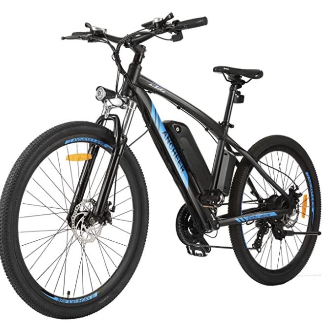 Electric bicycle, ebike