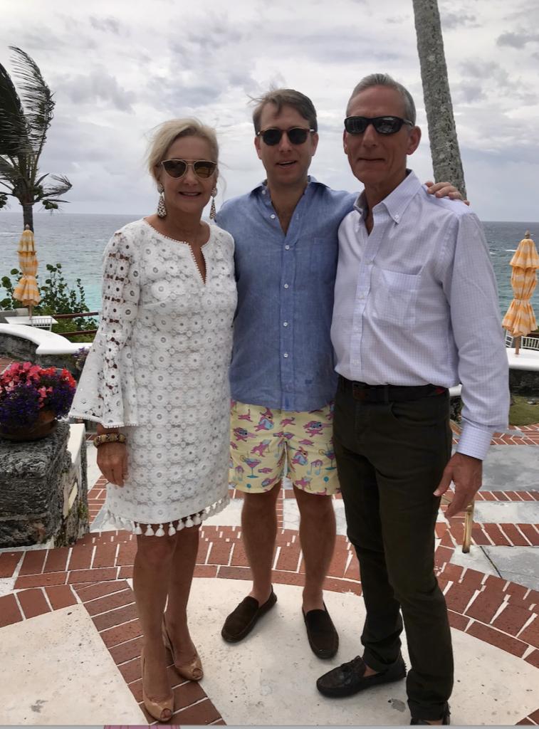 Adam Klopp and Meghan Horstman, Wedding in Bermuda.   what to wear wedding brunch