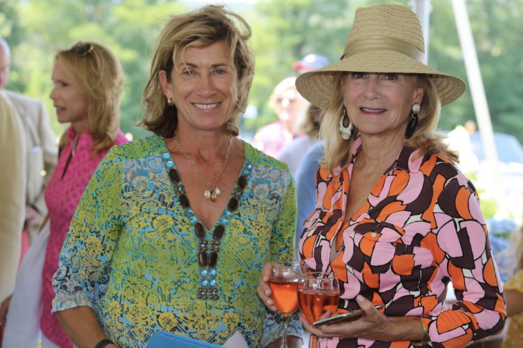 Caroline Merison, Karen Klopp, what to wear Millbrook Horse Trials.