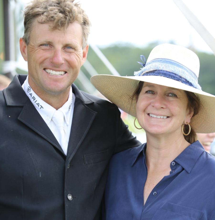Millbrook Horse Trials, Boyd Martin, Gloria Callen