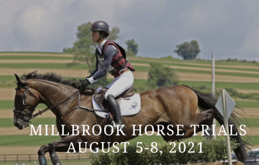 Weekend of Millbrook Horse Trials