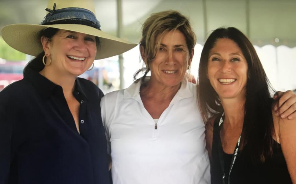 Millbrook Horse Trials, Gloria Callen, Caroline Merison, Jodi Dady