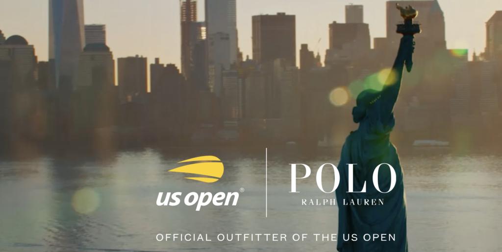 US Open Tennis, Polo Ralph Lauren