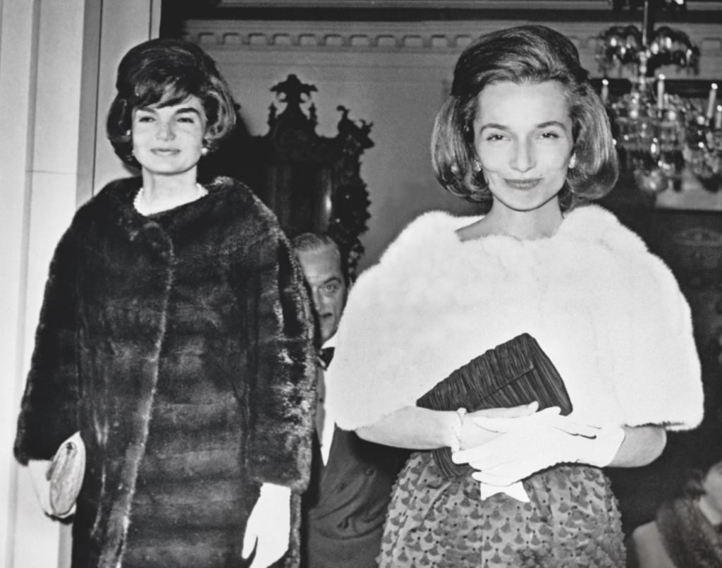 Quest, at home at the Carlyle, Jackie Kennedy, Lee Radizwell