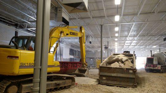 Floor & Decor Brookfield Slab Demo