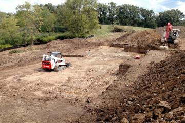 Site Excavation & Utilities
