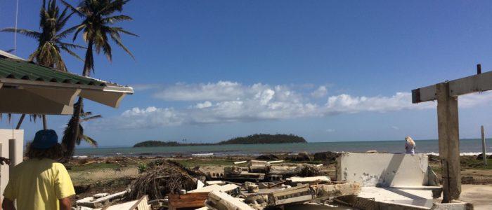 Hurricane Damage Puerto Rico
