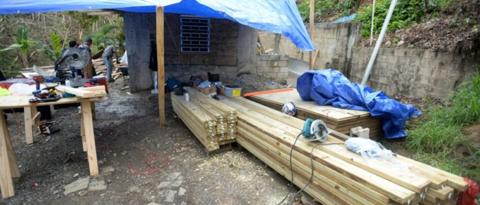 Rebuild community development
